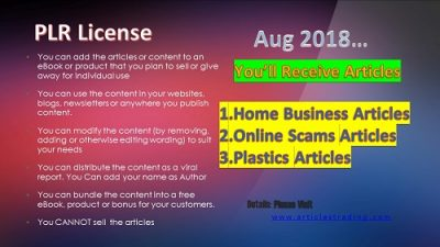 plr-articles-for-aug-2018